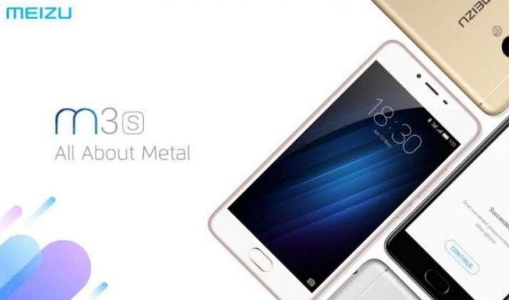 चाइनीज कंपनी Meizu ने भारत में उतारा M3S स्मार्टफोन, कीमत 7999 रुपए से शुरू- India TV Paisa