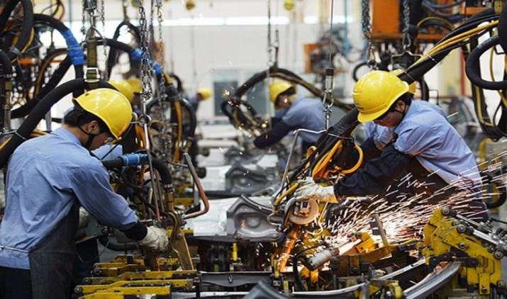 नोटबंदी की वजह से कारखानों में उत्पादन वृद्धि पड़ी धीमी, नवंबर में पीएमआई रहा 52.3 प्वाइंट- India TV Paisa