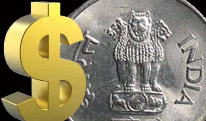 डॉलर की भारी मांग से रुपए में 11 पैसे की गिरावट, 65.31 रुपए प्रति डॉलर के स्तर पर हुआ बंद- India TV Paisa