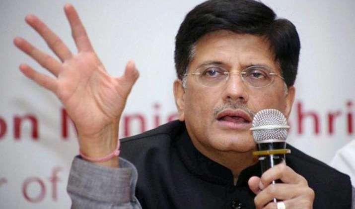 रेलवे पांच साल में करेगी 150 अरब डॉलर का निवेश, 10 लाख रोजगार का होगा सृजन : गोयल- India TV Paisa