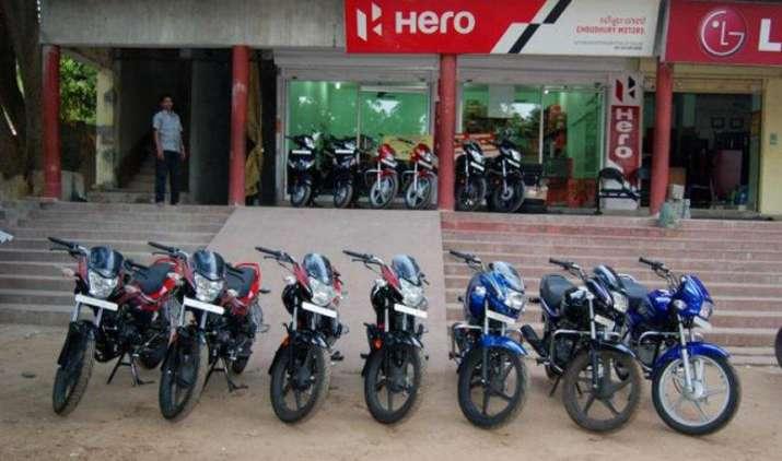 हीरो मोटोकॉर्प ने बनाया विश्व रिकॉर्ड, 3 महीने में 20 लाख से ज्यादा गाड़ियां बेचने वाली दुनिया की पहली कंपनी- India TV Paisa