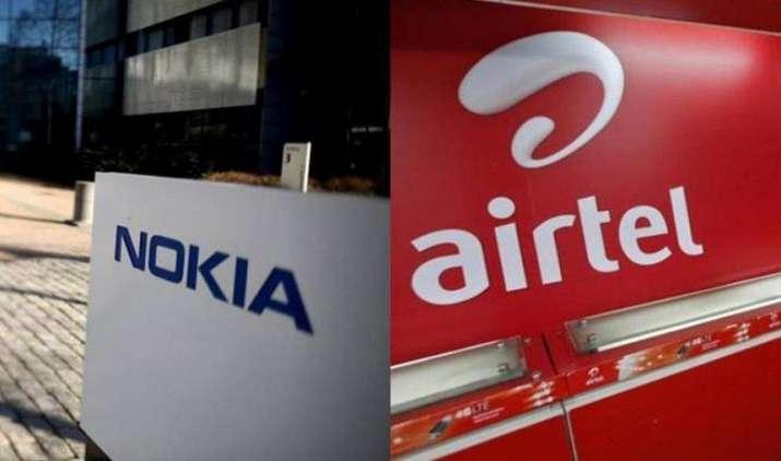 नोकिया और एयरटेल ने मिलाया हाथ, 5G और IoT एप्लिकेशन पर साथ मिलकर करेंगे काम- India TV Paisa