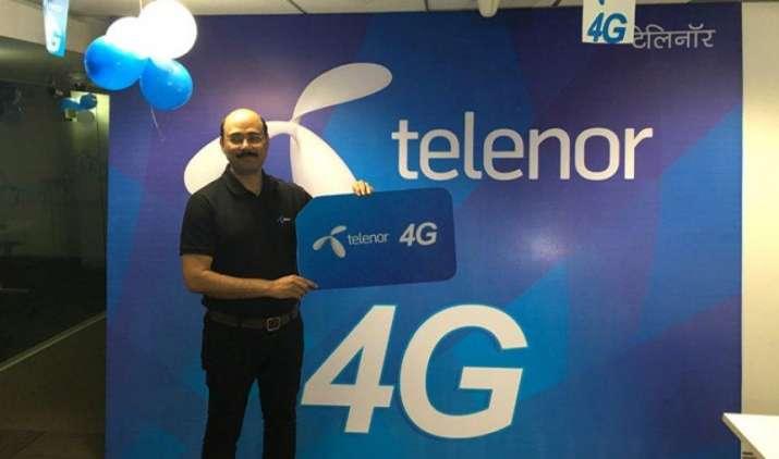 टेलीनॉर का जियो, एयरटेल और वोडाफोन से बड़ा ऑफर, सिर्फ 80 पैसे में दे रही है एक जीबी 4G डाटा- India TV Paisa