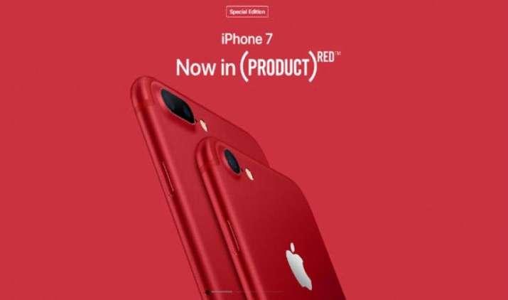 No More Puzzle : iPhone SE, iPhone 7 और iPhone 7 प्लस RED एडिशन की कीमतों का हुआ खुलासा- India TV Paisa
