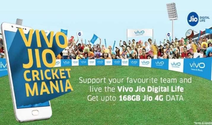 Vivo Jio Cricket Mania: जियो यूजर्स पा सकते हैं 168GB मुफ्त 4G डाटा, ये है पूरा प्रोसेस- India TV Paisa