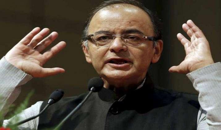 GDP ग्रोथ रेट में गिरावट के लिए कई कारक जिम्मेदार, नोटबंदी से पहले भी नजर आए थे सुस्ती के लक्षण : जेटली- India TV Paisa