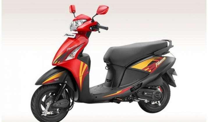 हीरो ने BS-IV इंजन के साथ पेश किया प्लेजर स्कूटर, साथ मिलेंगे ये नई खासियतें- India TV Paisa