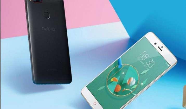 Nubia Z17 Mini स्मार्टफोन का इंतजार हुआ खत्म, आज से अमेजन पर बिक्री के लिए होगा उपलब्ध- India TV Paisa