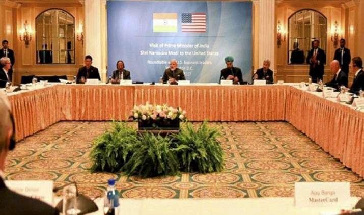 प्रधानमंत्री मोदी ने अमेरिकी कंपनियों को निवेश के लिए किया आमंत्रित, GST को बताया क्रांतिकारी कदम- India TV Paisa