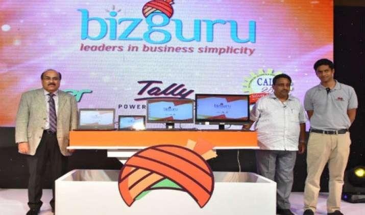 छोटे उद्योगों को जीएसटी में मदद करने के लिए टैली व एसर ने पेश किया बिजगुरु- India TV Paisa