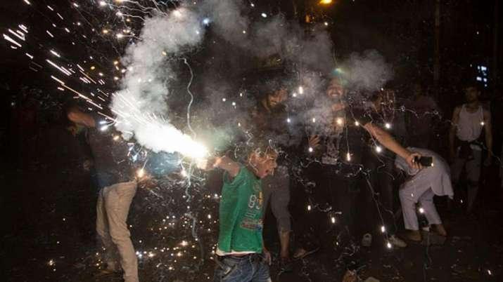 kashmir, celebrations- India TV Hindi