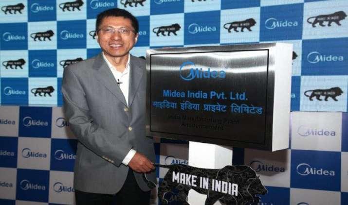 चीन के माइडिया ग्रुप की नजर भारत के होम एप्लाइंसेस बाजार पर, Rs. 800 करोड़ के निवेश से स्थापित कर रहा है मैन्यूफैक्चरिंग प्लांट- India TV Paisa