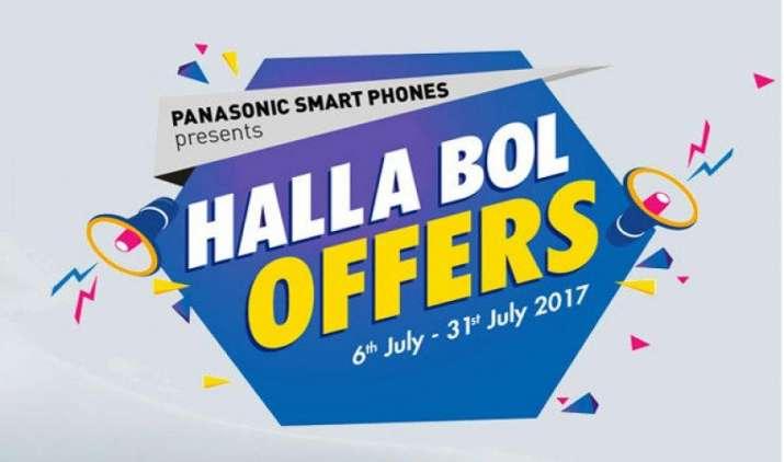 Panasonic ने शुरू किया हल्ला बोल ऑफर, स्मार्टफोन खरीदने पर मिलेगा फ्री स्मार्टफोन, टॉक टाइम और बहुत कुछ- India TV Paisa