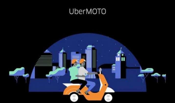 उबर ने नोएडा और गाजियाबाद में शुरू की बाइक टैक्सी उबरमोटो, 10 रुपए में मिलेगी सर्विस- India TV Paisa