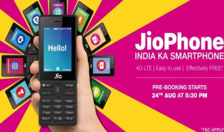 दिवाली के बाद फिर शुरू होगी जियोफोन की बुकिंग, पहले चरण में बिक चुके हैं 60 लाख फोन- India TV Paisa