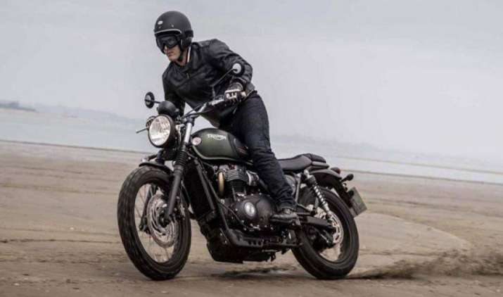 Triumph ने भारत में लॉन्च की नई Street Scrambler, एक्स-शोरूम कीमत 8.10 लाख रुपए- India TV Paisa