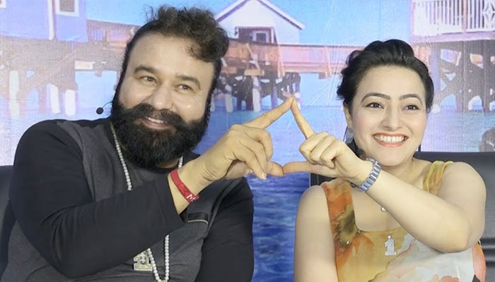 Ram Rahim Honeypreet- India TV Hindi