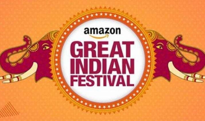 एक बार फिर वापस आ रही है अमेजन की ग्रेट इंडियन फेस्टिवल सेल, 4 अक्टूबर से होगी शुरू- India TV Paisa