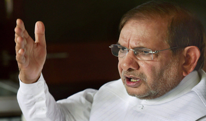 sharad yadav- India TV Hindi