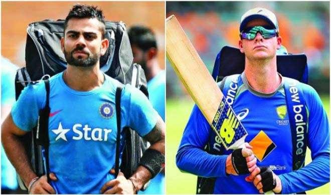 लाइव क्रिकेट स्कोर, India vs Australia at Hotstar- India TV Hindi