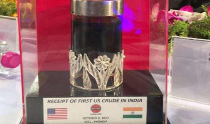 अमेरिका से आया 16 लाख बैरल कच्चे तेल का दिवाली गिफ्ट, पारादीप बंदरगाह पर हुई डिलिवरी- India TV Paisa