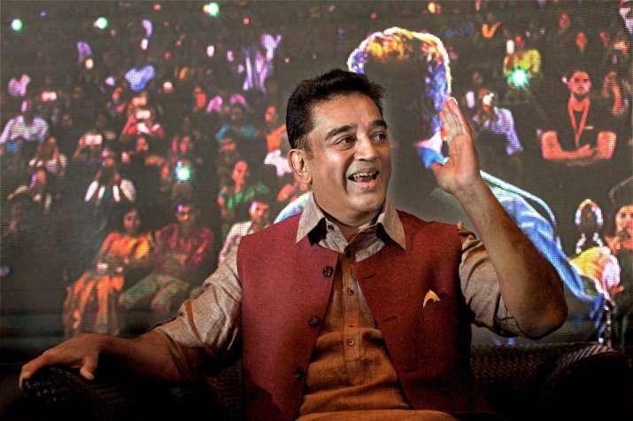KAMAL HASSAN POLITICAL PARTY- India TV Hindi