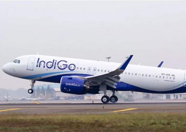 Indigo celebrating 200 million passengers - India TV Paisa