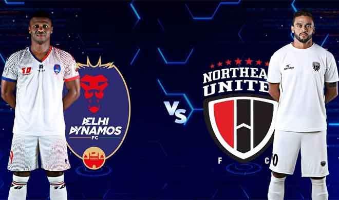 Indian Super League: Delhi Dynamos vs NorthEast United FC- India TV Hindi