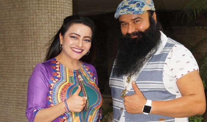 honeypreet and ram rahim- India TV Hindi