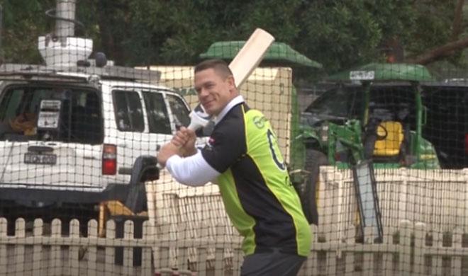 John Cena Cricket- India TV Hindi