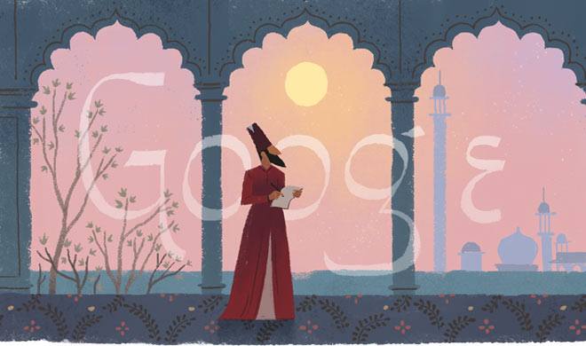 Google made doodle on the birth anniversary of the popular...- India TV Hindi