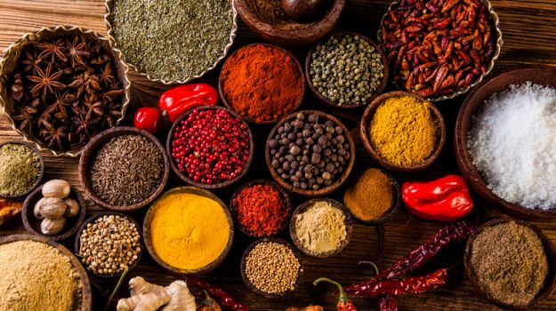 Spices export - India TV Paisa