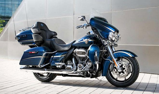Harley Davidson CVO Touring- India TV Hindi