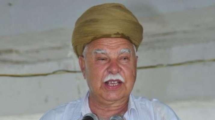 करणी सेना के प्रमुख...- India TV Hindi