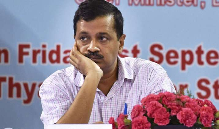 Arvind-Kejriwal-close-aide-confirms-AAP-MLAs-beat-Delhi-Chief-Secretary- India TV Hindi