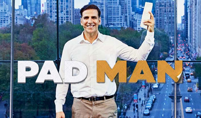 Padman is banned in Pakistan- India TV