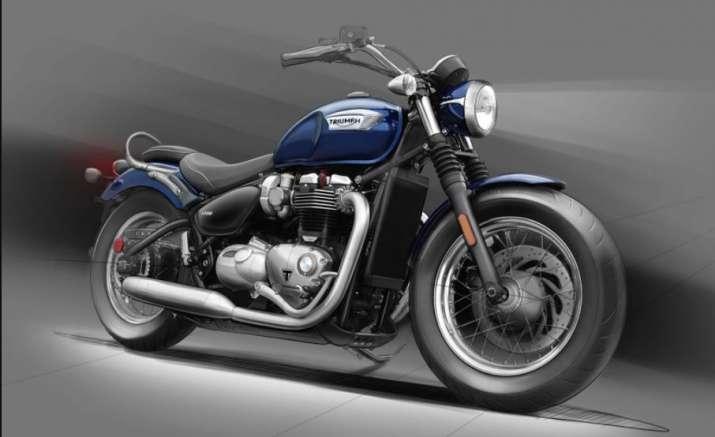 Triumph Bonneville Speedmaster- India TV Paisa