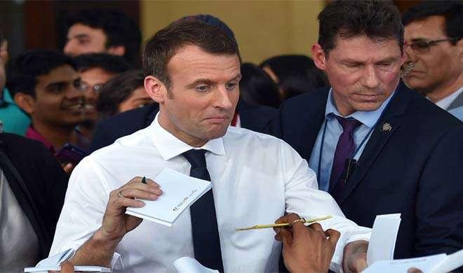 Emmanuel Macron- India TV Hindi
