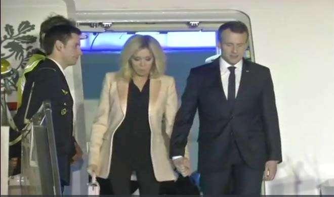 French president Emmanuel Macron - India TV Hindi