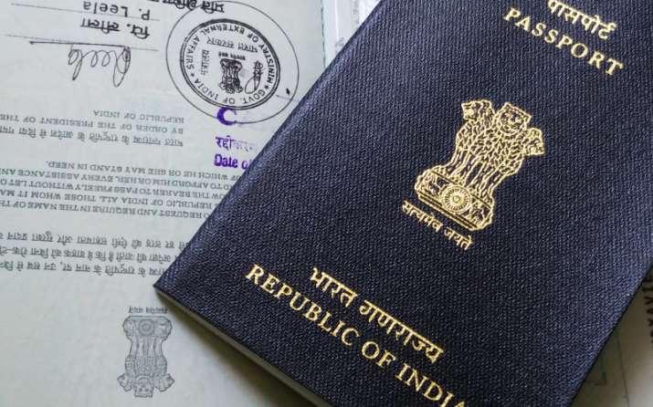 Passport- India TV Paisa