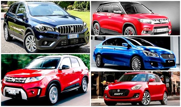 Maruti Cars sale - India TV Paisa