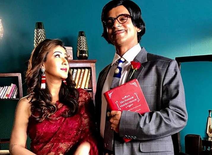Sunil Shilpa- India TV