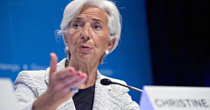 IMF Christine Lagarde- India TV Paisa