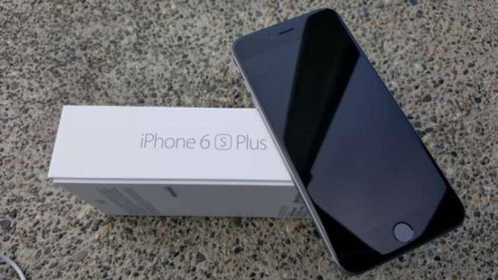 apple iphone 6s plus- India TV Paisa