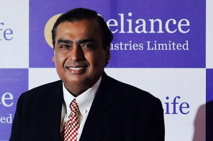Reliance Industries - India TV Paisa