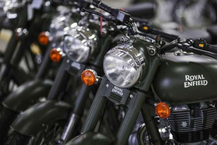 Eicher Motors sold more than 8 lakh Royal Enfield - India TV Paisa