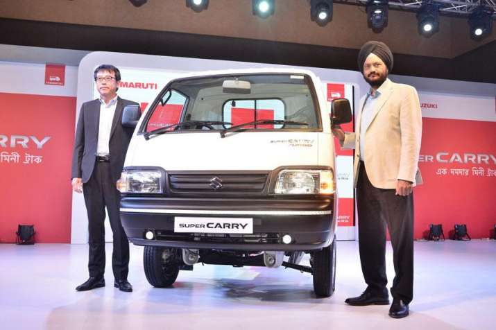 maruti suzuki super carry- India TV Paisa