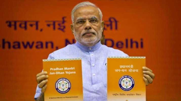 Finance Ministry terms PMJDY as big achievement of 4 years of Modi Government- India TV Paisa