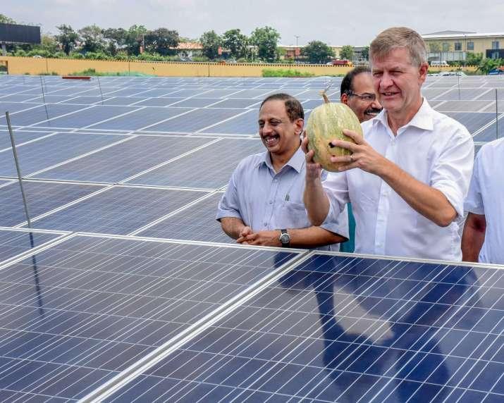 Solar Project- India TV Paisa