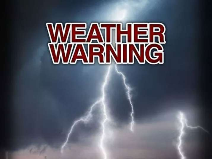 IMD issues thunderstorm and squall warning for 25 states - India TV Paisa